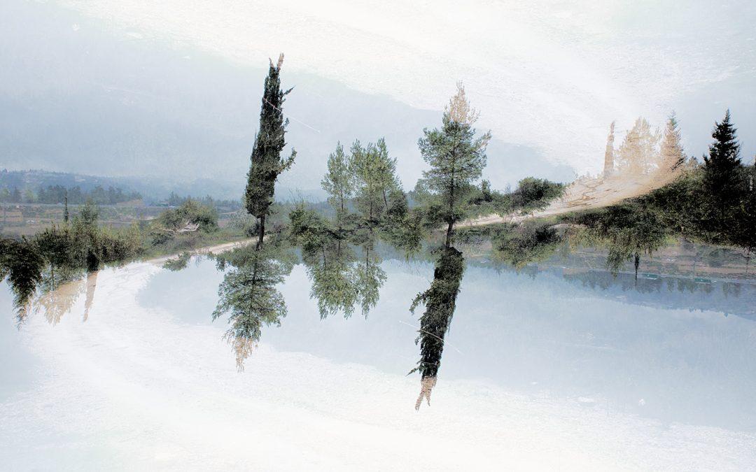 עולמות הפוכים – צילום בחשיפה כפולה
